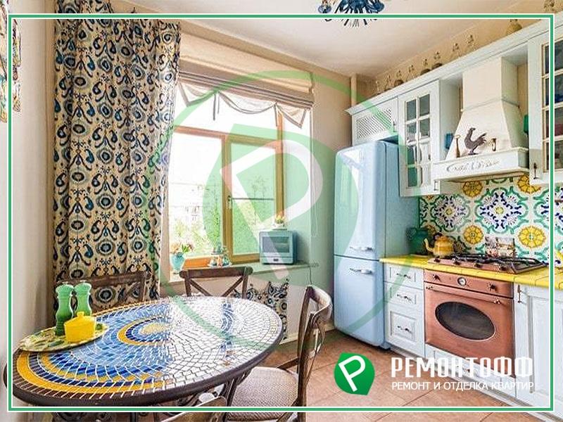 Ремонт небольшой квартиры