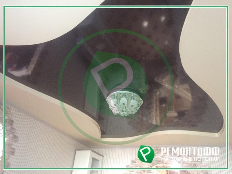 Натяжной потолок 9м2